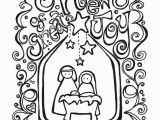 Childrens Christmas Coloring Pages Christmas Coloring Pages Nativity Free Printable