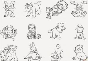Childrens Coloring Pages Of Animals Anime Animals Coloring Page Beautiful Childrens Coloring Pages