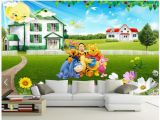 Childrens Wall Murals Wallpaper 3d Wallpaper Custom 3d Wall Murals Wallpaper Children S Room