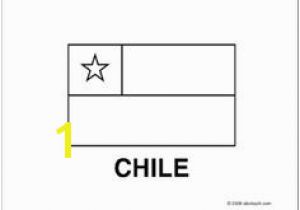 Chile Flag Coloring Page 88 Best Flags Images