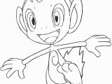 Chimchar Coloring Pages Chimchar Pokemon Coloring Pages Coloring Pages Flowers Spring
