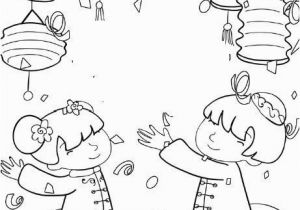 Chinese Lantern Coloring Page Chinese Lantern Festival 2015 Worksheets Kids Activities Drawings