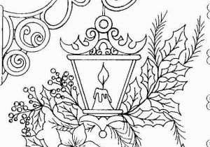 Chinese Lantern Coloring Page Hollywood Foto Art