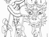 Chinese New Year Coloring Pages 2014 Image Chinese Numbers Coloring Pages Chinese Dragon Colouring by