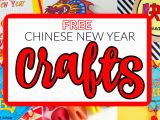 Chinese New Year Tiger Coloring Page Chinese New Years Crafts