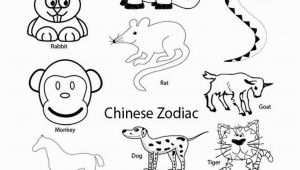 Chinese New Year Tiger Coloring Page Color Pages Chinese New Year Rooster Coloring Page Free