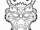 Chinese New Year Tiger Coloring Page Dragon Boat Festival From Ancient China Time Coloring Page