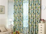Chinoiserie Wall Murals Autor Greengirl100 Tumblr 2016 New Geometric Printed Blackout Curtains for Kids