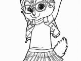 Chipettes Coloring Pages to Print Chipmunks Coloring Pages Free Inspirational the Chipettes