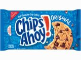 Chocolate Chip Cookie Coloring Page Chips Ahoy original Chocolate Chip Cookies 12 Pack 13 Oz