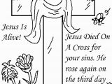 Christian Coloring Pages for toddlers Printable Religious Easter Coloring Pages Best Coloring Pages for Kids