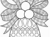 Christmas Bells Coloring Pages 189 Best Coloring Images In 2020