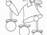 Christmas Bells Coloring Pages Classic Christmas Coloring Pages