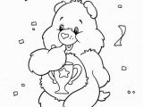 Christmas Care Bear Coloring Pages Care Bears Coloring 111 Color Page Pinterest