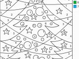 Christmas Color by Number Coloring Pages Nicole S Free Coloring Pages Christmas Color by Number