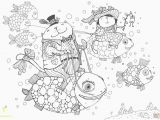 Christmas Coloring Pages for Adults 10 Best Malvorlagen Mandala