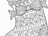 Christmas Coloring Pages for Adults to Print Santa Claus Christmas Coloring Page by Thaneeya