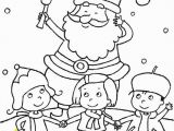 Christmas Coloring Pages for Little Kids Free Printable Christmas Coloring Pages for Kids