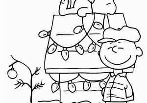 Christmas Coloring Pages Free and Printable Free Printable Charlie Brown Christmas Coloring Pages for