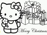 Christmas Coloring Pages Hello Kitty Printable Hello Kitty Christmas Coloring Pages Coloring Home