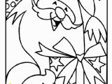 Christmas Coloring Pages to Color Online for Free Free Printable Christmas Coloring Pages for Kids