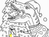 Christmas Dinosaur Coloring Pages 48 Best Dinosaur Coloring Pages Images