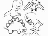 Christmas Dinosaur Coloring Pages Unique Simple Dinosaur Coloring Pages – Hivideoshowfo