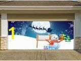 Christmas Garage Door Mural 154 Best Christmas Garage Banners Images