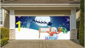 Christmas Garage Door Mural 154 Best Christmas Garage Banners Images