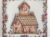 Christmas Gingerbread Coloring Page Johanna Basford Johanna S Christmas Ness butler