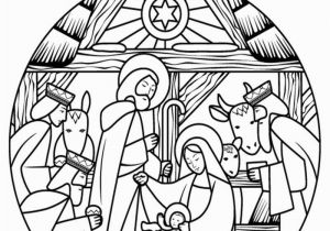 Christmas Nativity Coloring Pages for Adults Christmas Coloring Pages and some Fun Christmas Jokes