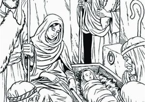 Christmas Nativity Coloring Pages for Adults Nativity Graham Kennedy Coloring Page