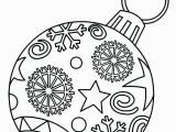 Christmas ornament Coloring Pages for Adults Christmas Decorations Coloring Pages Best ornament Page Great Crafts