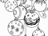 Christmas ornament Coloring Pages for Adults Christmas ornament Coloring Pages Best Coloring Pages for Kids