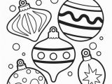 Christmas ornaments Coloring Pages Printable Printable Christmas Colouring Pages