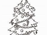 Christmas ornaments Coloring Pages Printable top 35 Free Printable Christmas Tree Coloring Pages Line