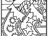 Christmas Pages to Color 20 Unique Christmas Coloring Pages