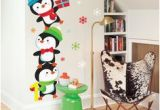 Christmas Party Wall Murals 34 Best Easy Holiday Decorating with Wall Decals Images