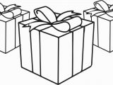 Christmas Presents Coloring Pages New Christmas Presents Drawing at Temasistemi
