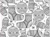 Christmas Printable Coloring Pages for Adults Christmas Coloring Pages for Adults 2018 Dr Odd