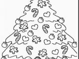 Christmas Printable Coloring Pages for Adults Christmas Tree Coloring Pages Coloring Pages