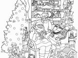 Christmas Printable Coloring Pages for Adults Free Printable Hard Christmas Coloring Pages for Adults Csad