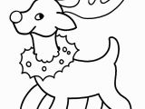 Christmas Printable Coloring Pages for Preschoolers Christmas Coloring Sheets