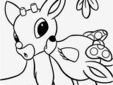 Christmas Reindeer Coloring Pages Reindeer Coloring Pages
