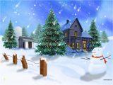 Christmas Scene Wall Murals Wallpaper Murals Winter Scenes Wallpapersafari