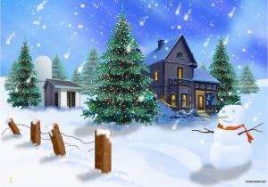 Christmas Scene Wall Murals Wallpaper Murals Winter Scenes Wallpapersafari