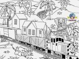 Christmas Thomas the Train Coloring Pages Thomas the Train Coloring Pages Printable Coloring Pages Thomas the