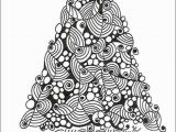 Christmas Tree Coloring Page Printable 10 Inspirational Christmas Tree Coloring