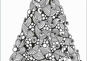Christmas Tree Coloring Page Printable 10 Inspirational Christmas Tree Coloring
