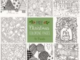 Christmas Tree Coloring Page Printable Christmas Tree Coloring Pages Free Christmas Coloring